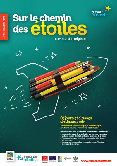 CLASSES DE DECOUVERTE SCIENTIFIQUE : rentrée 2016-2017