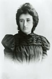 Rosa Luxemburg et le confinement